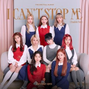TWICE - I CAN'T STOP ME (English Version) MP3