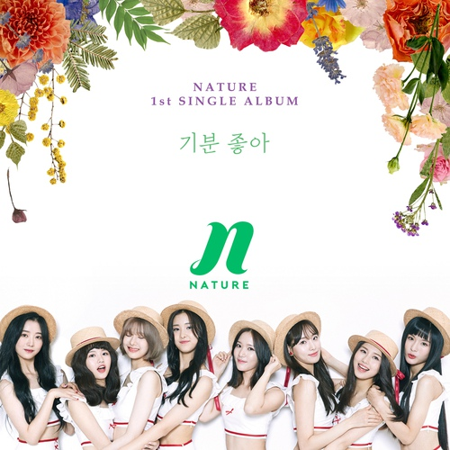 NATURE - 기분 좋아 (Girls and Flowers) MP3