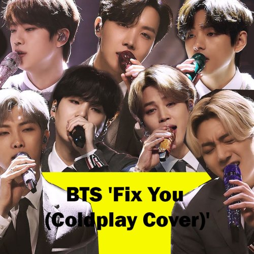 BTS - Fix You (Coldplay Cover) MP3