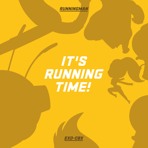 EXO-CBX - It's Running Time! MP3
