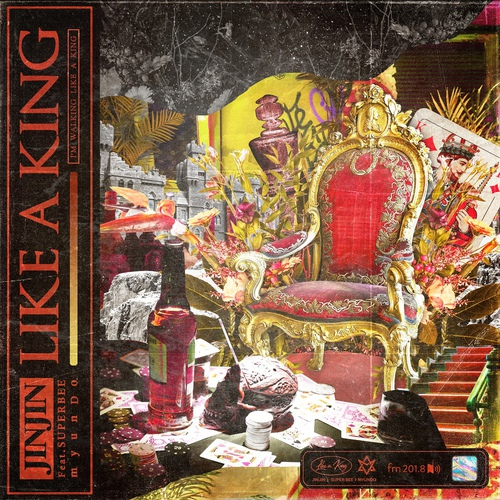 JinJin (ASTRO) - Like a King (Feat. SUPERBEE, myunDo (Prod. Dok2) MP3