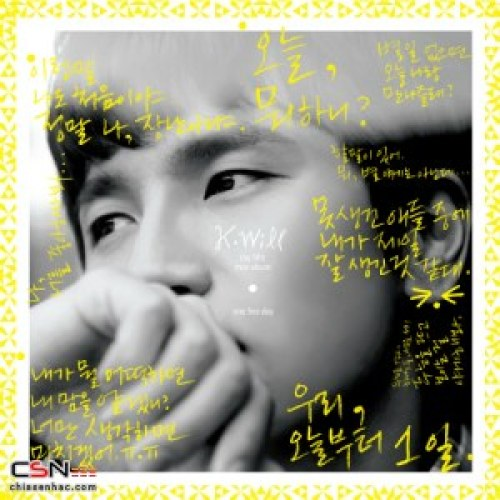 K.Will; LE - Sweet Girl MP3