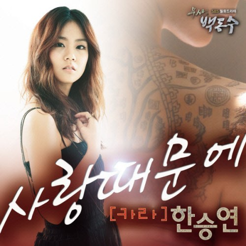 Han Seung Yeon (KARA) - Because of Love (OST WBDS Part.8) MP3