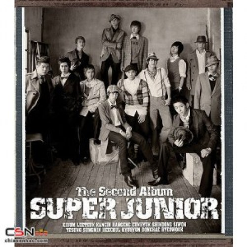 Super Junior - The Girl Is Mine MP3