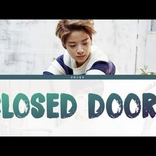 Amber Liu (엠버刘逸云) - Closed Doors English Color Coded Lyrics MP3