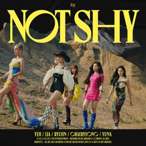 ITZY (있지) - Not Shy MP3