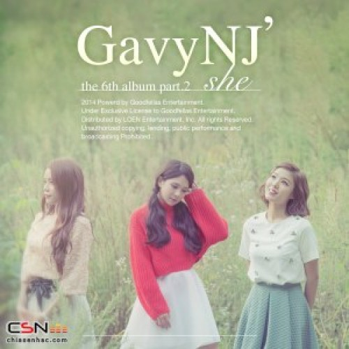 Gavy NJ - Let me love you MP3