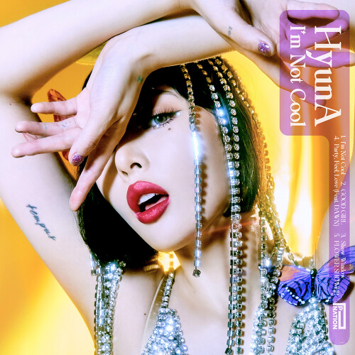 HyunA - Party, Feel, Love (Feat. 던 (DAWN)) MP3