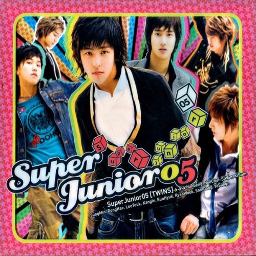 Super Junior - Rock This House MP3