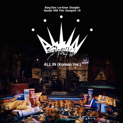 Stray Kids - ALL IN (Korean Ver.) MP3
