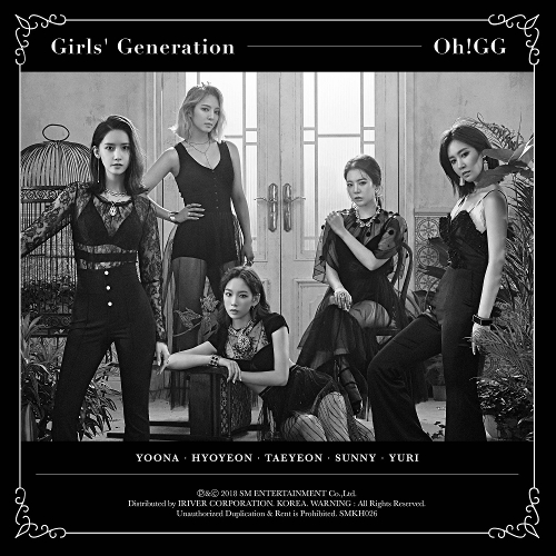 Girls' Generation-Oh!GG - 쉼표 (Fermata) MP3