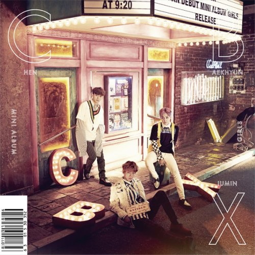 EXO - CBX - Diamond Crystal MP3