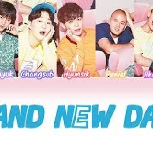 BTOB (비투비) - BRAND NEW DAYS MP3