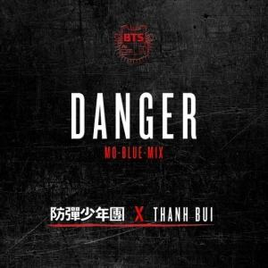 BTS - Danger (Mo-Blue-Mix) (Feat. Thanh Bui) MP3