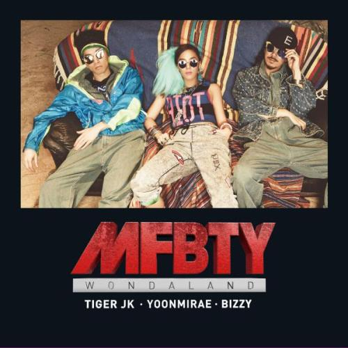 MFBTY - Love and Peace (Feat. Jun In Kwon) MP3