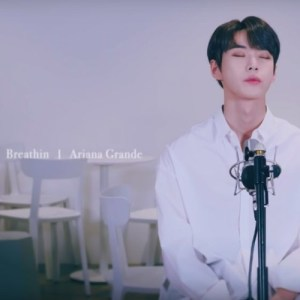 NCT DOYOUNG - breathin (Cover Song Ariana Grande) MP3