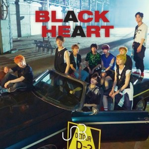 UNB - BLACK HEART (Inst.) MP3