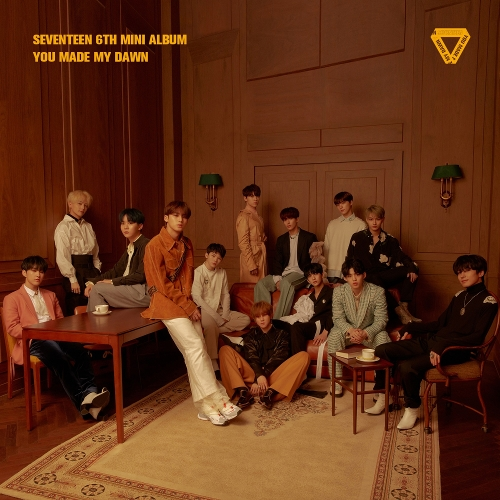 SEVENTEEN - Good to Me MP3