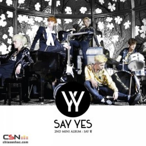 Say Yes - Get out MP3