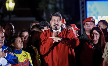 That red thread that binds Rousseau to Caracas