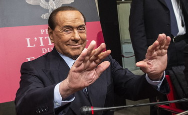 Berlusconi flirts with Conte and sends the center-right into crisis