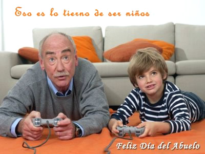 #DiaDelAbuelo