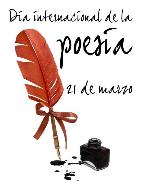 Resultado de imagen de dia internacional de poesiá