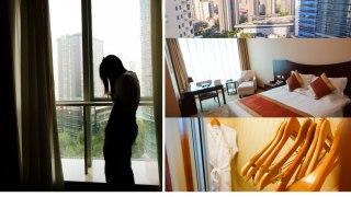 上海住宿|吉臣酒店。中價位 乾淨明亮 房間大 有浴缸