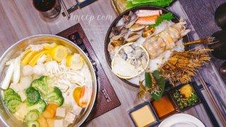 台北合‧shabu貴婦百貨高級火鍋。貼心服務&食材新鮮太好吃了!