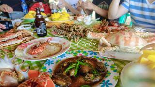 菲律賓宿霧|資生堂島(漁夫島)出海浮潛Caohagan Island。現烤海鮮BBQ大餐