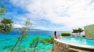 菲律賓宿霧薄荷島|在一島一飯店能做的5件事情!Sumilon Bluewater迷人漸層藍海水美呆了