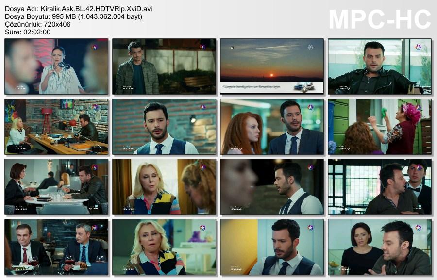 Kiralık Aşk 42.Bölüm HDTVRip XviD - Tek Link