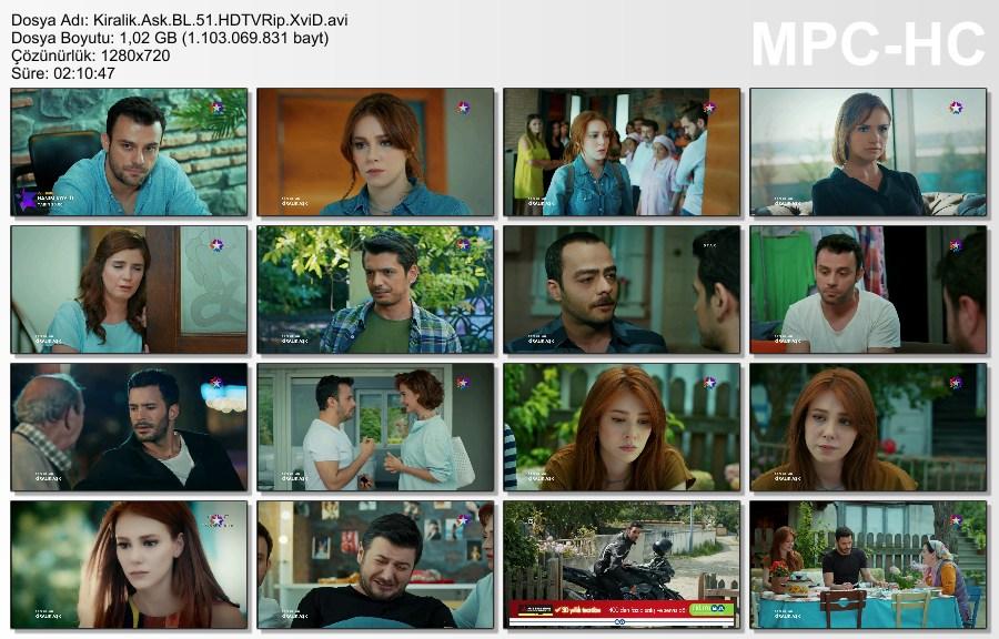 Kiralık Aşk 51.Bölüm HDTVRip XviD - Tek Link