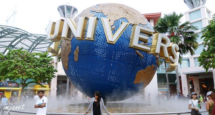 新加坡環球影城1