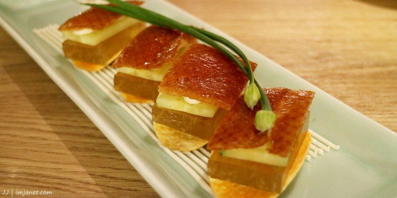 香港海港城美食|美心中菜旗下美中‧鴨子,逛街後來吃烤鴨補充元氣