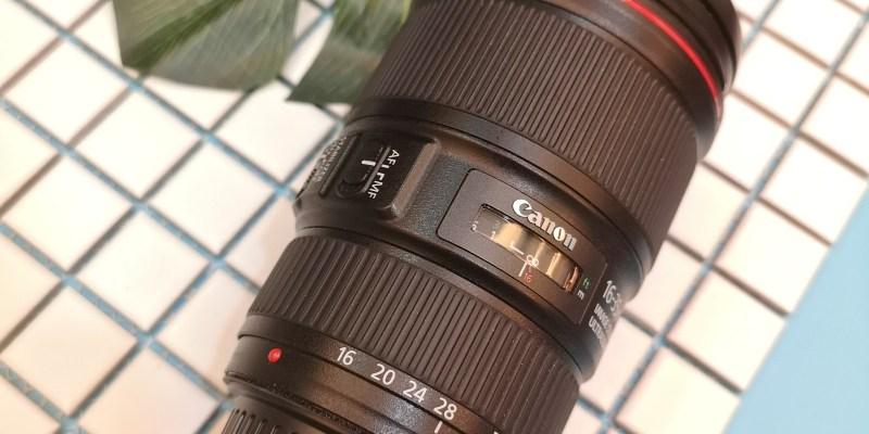二手拍賣出售|Canon EF 16-35mm F4 IS USM 超廣角鏡頭 公司貨 保固中