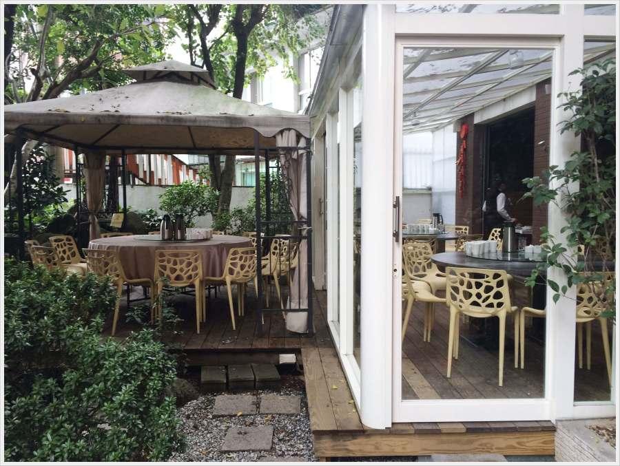 台北‧大安區》百合莊園 隱身巷弄的西式庭園建築搭配中式創意料理 朋友聚會 家庭聚餐推薦