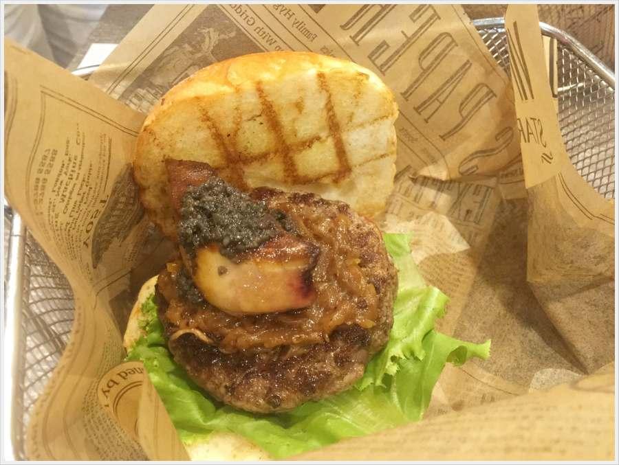台北‧東區》Burger Ray個性漢堡 千萬別錯過的五星級豪華美式漢堡 東區大推薦美式速食餐廳