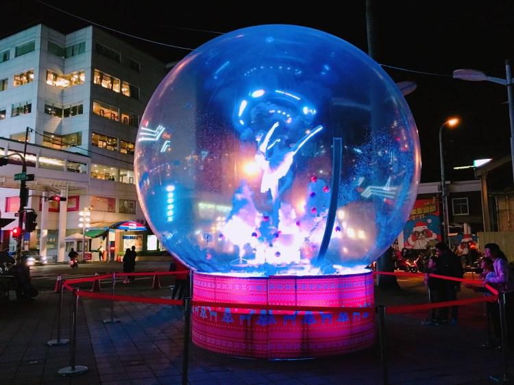【屏東景點】屏東公園聖誕節,絕美耶誕燈海,內含詳細導覽及活動資訊
