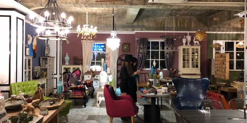 【高雄美食】Café AL咖啡阿拉丁神燈,隱身巷弄浮誇無極限超好拍IG打卡餐廳,當月壽星贈盤飾精緻甜點