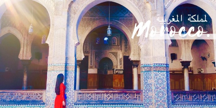 摩洛哥自助12天不用台幣四萬三全攻略,含花費+行程手冊下載+手繪旅行日記