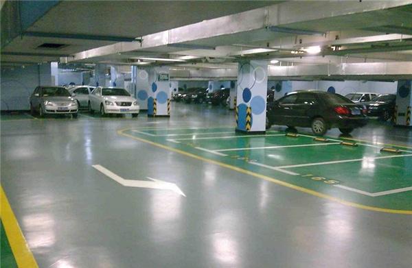 停車場地坪漆是什麼 停車場地坪漆施工工藝 - 愛我窩