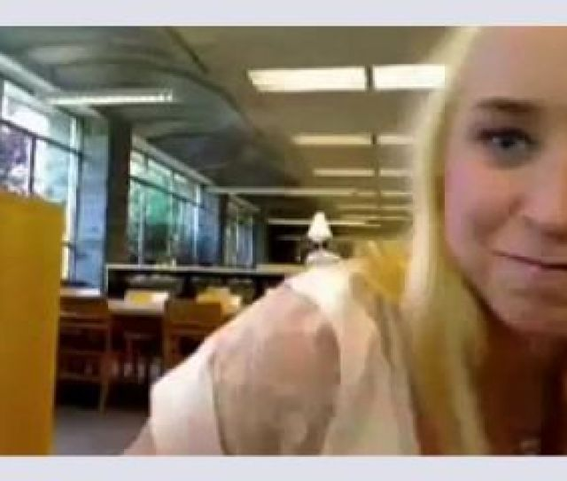 Blond Girl Squirts In Public School More Videos Of Her On Freakygirlcams Co Uk