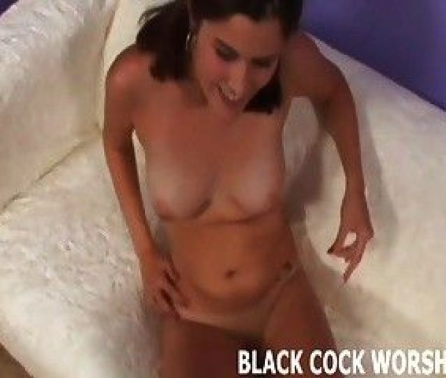 You Can Watch While A Black Cock Beats Up My Pussy