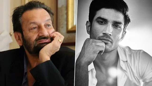 Shekhar Kapur Submits Statement in Sushant Singh Rajput Case to ...