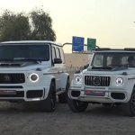 This Mercedes G Wagon Is Actually A Modified Suzuki Jimny