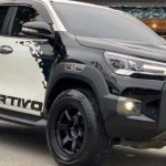 Here S A Modified Toyota Fortuner That Looks Like A Hilux