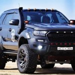 Here S The Wildest Ford Endeavour Modification Ever
