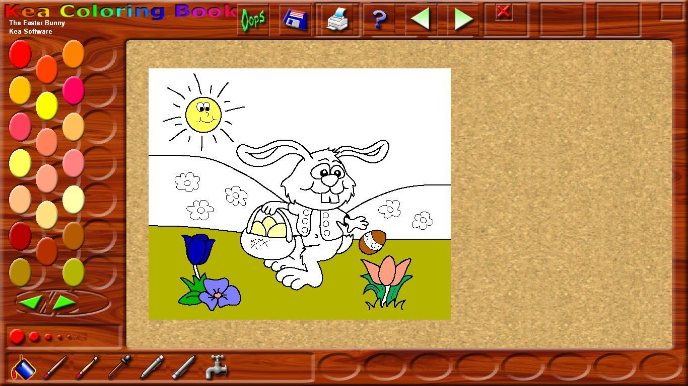 Kea Coloring Book 4 0 Download Colorbook Exe