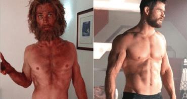 太犧牲了!這 10 位好萊塢演員為了拍戲增胖暴瘦,對比圖完全認不出來 - 我們用電影寫日記
